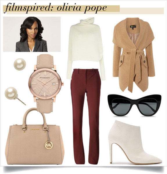 Olivia pope alias kerry washington je veux ton dressing for Deco appartement olivia pope